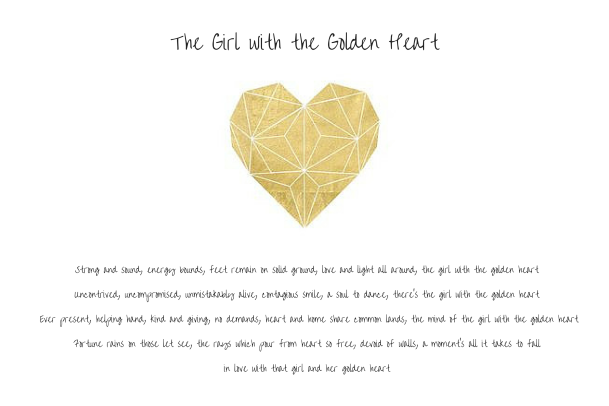 The Girl with the Golden Heart Final